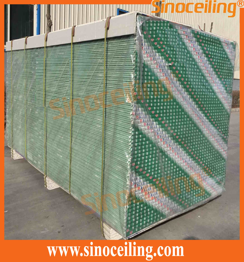 goods of waterproof gypsum board