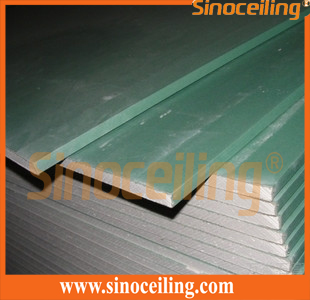waterproof paper gypsum board