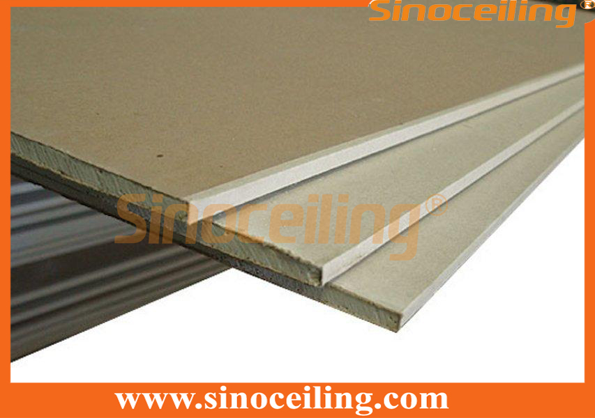 plain drywall gypsum board
