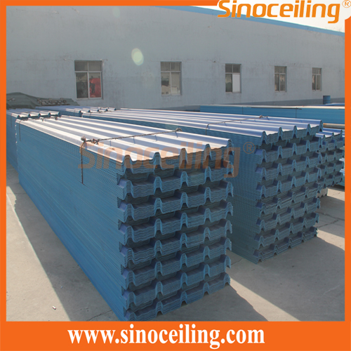 corrugated roofing sheet trapezoid