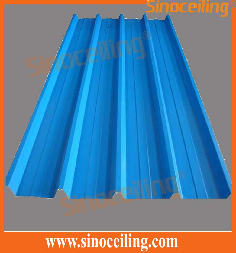 prepainted steel corrugated sheet