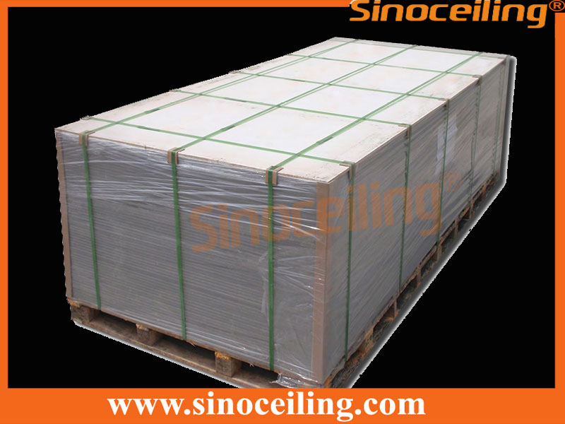 packing of calcium silicate board