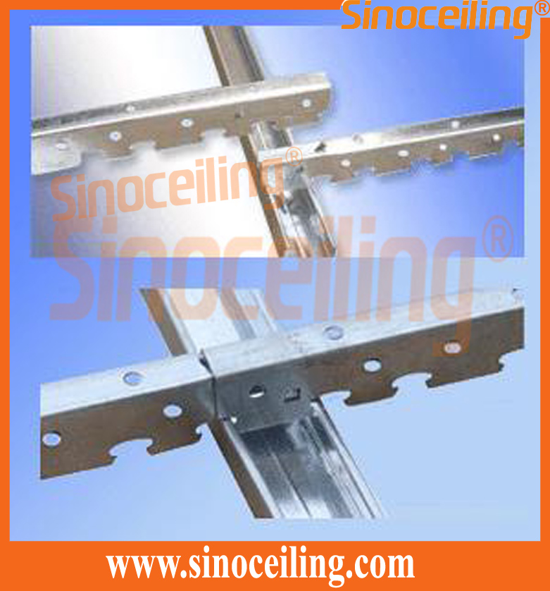 hook channel ceiling system