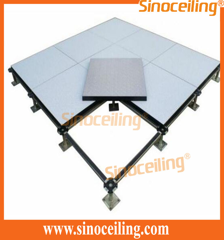 raised access floor calcium sulphate